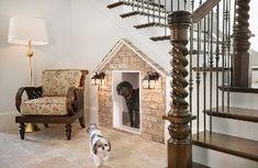 Home Decor Styles .Home Decor Styles Under Stairs Dog House, Closet Under Stairs, Under The Stairs, Animal Room, Dog Room Decor, Living Room Decor, Dog Nook, Dog Bedroom, Closet Bedroom