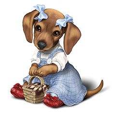 Девочка собака