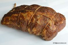 cotlet-de-porc-afumat-muschi-file-5 Bread, Pork, Canning, Deli Food, Bakeries, Breads