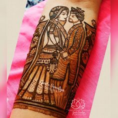 wedding couple theme mehndi work 😍 You will find different rumors about the annals of the wedding dress; Dulhan Mehndi Designs, Mehndi Designs Finger, Peacock Mehndi Designs, Mehndi Designs Feet, Latest Bridal Mehndi Designs, Legs Mehndi Design, Full Hand Mehndi Designs, Mehndi Designs 2018, Modern Mehndi Designs