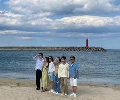 Kim Sang, Lee Jinki, Lee Dong Wook, Shinee, Location History, Kdrama, Beach, Water, Outdoor