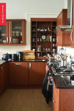 Before & After: A 30-Hour Total Kitchen Turnaround for Under $600