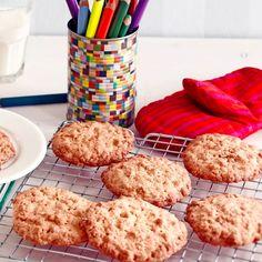 Krispie Treats, Rice Krispies, No Bake Cookies, Baking Cookies, Croissants, Cereal, Food And Drink, Breakfast, Easy