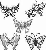 Image detail for -Maori Rebirth Butterfly Tattoo