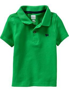 Pique Polos for Baby/Toddler  OldNavy.com