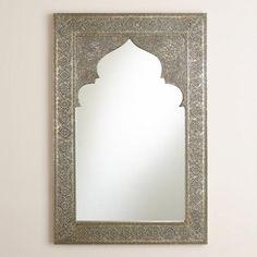 One of my favorite discoveries at WorldMarket.com: Sana Mehrab Mirror
