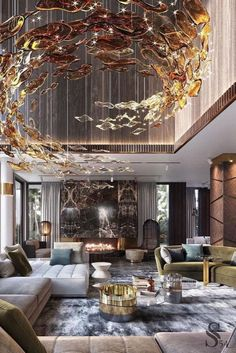 According to a ton of successful interior designers, you don't have to do a major overhaul to start transitioning your space into that contemporary design abode that you always dreamed about. With just a few key additions or changes, you can set a totally different mood with ease. Fall weather is officially here, as are the biggest Fall interior design trends. #themostexpensivehomes #lifestylebyluxxu #luxxumoderndesignliving #pullcast #blog #luxuryhomes #homestyle #homeinspiration