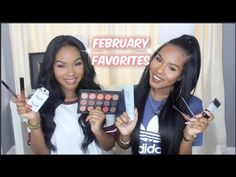 February Favorites 2016 - YouTube