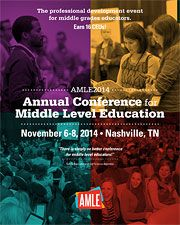 Get the full brochure for the 41st Annual Conference for Middle Level Education - AMLE2014. 300+ sessions, speed learning, technology explored, school showcases, and more!