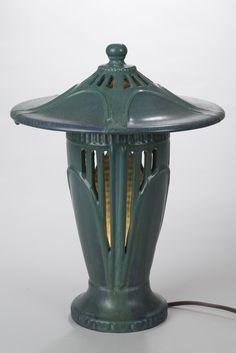 Ephraim Pottery electric lantern
