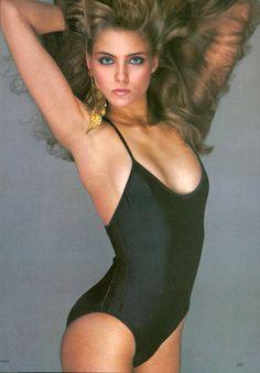 Kim Alexis  -  Vogue US 1981