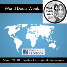 World Doula Week!  #worlddoulaweek