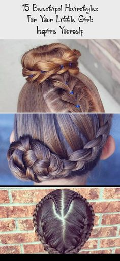 15 beautiful hairstyles for your little girl: inspire yourself  #beautiful #hairstyles #inspire #little #yourself #babyhairstylesShortHair #babyhairstylesGirl #babyhairstylesEdges #Cutebabyhairstyles #babyhairstylesBaptism