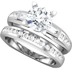 35 Fascinating & Stunning Round Solitaire Engagement Rings