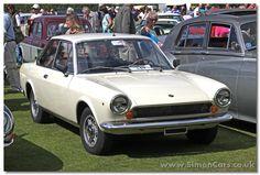 1967 Fiat 124 Sport Coupe AC