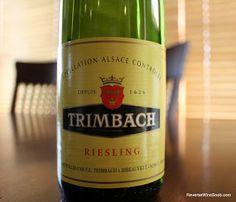 Trimbach Riesling 2009 - A Delicately Delicious Bulk Buy!