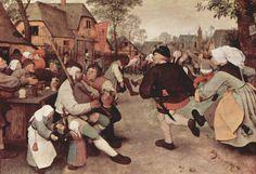 Pieter Bruegel d. Ä.: Bauerntanz