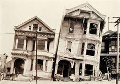 San Francisco in Ruins, 1906