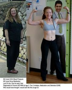 Lost 53 lbs.