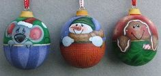 *SNOWMAN....Just Fine Designs Painting Patterns by Sandy LeFlore