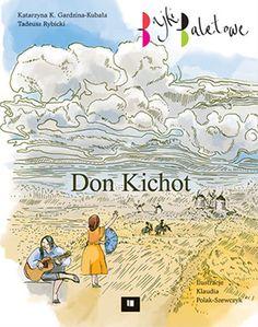 """Don Kichot"" z serii ""Bajki Baletowe od Studio Blok"