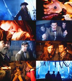 The Eleventh Doctor's Era:The Curse of the Black Spot