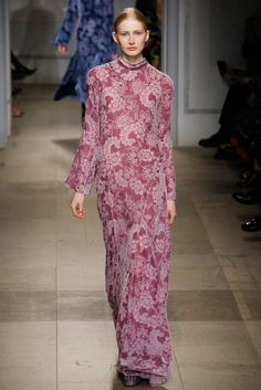 Erdem Autumn/Winter 2017 Ready to Wear Collection