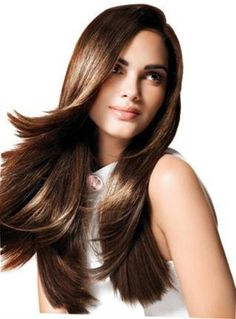 10 Fabulous Feathered Hairstyles For Long Straight Hair Hair Mask For Dandruff, Oily Hair, Beauty Tips For Hair, Beauty Hacks, Hair Beauty, Hair Tips, Hair Ideas, Straight Hairstyles, Cool Hairstyles