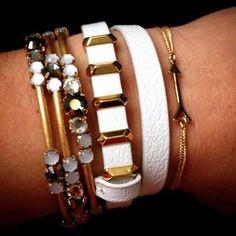 Fashionable Isabelle Wrap Bracelet & More | Stella & Dot