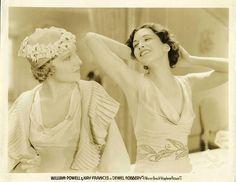 Helen Vinson & Kay Francis, via Flickr.