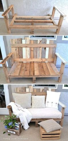 12 Awesome DIY Pallet Project Ideas For Your Home   Postris