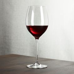 Oregon Red Wine Glass - Crate and Barrel
