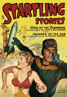 Startling Stories, May 1950