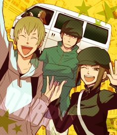 durarara erika x walker - Google Search