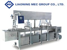 Ice Cream Filling Machine BG-4 Ice Cream Filling Machine is the linear-movement and 4-row one, with standard technology. Apply: cup/cone ice cream.  This equipment adopts advanced electrical element to control such as Siemens TD-200operation screen, American MAC solenoid valve.