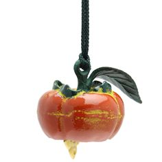 1pc Japanese Persimmon  Wind-Chime for Made In Japan #485-324