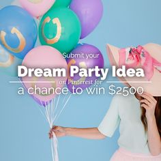 """Balloon Time """"Pin to Party"""" Contest - Balloon Time 22nd Birthday, Dinosaur Birthday Party, Birthday Blast, Slumber Parties, Grad Parties, Birthday Parties, Diy Party, Party Fun, Party Ideas"""