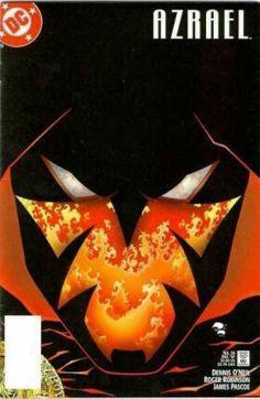 Azrael Vol 1 36 Bane Batman, Batman Art, Azrael Dc Comics, Angel Of Vengeance, Beware The Batman, Comics Universe, Comic Book Characters, Comic Covers, Batgirl