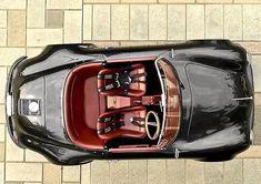 Best Sports Cars   :   Illustration   Description   From top View… #Porsche