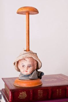 bb85229792c Antique Children s Hat Stand on Etsy