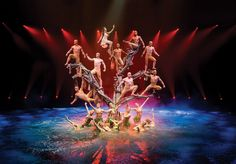 What's Vegas without jaw-dropping Cirque du Soleil acrobatics, musical performances by artists-in-residence, or a tribute or magic show? Utterly dull, that's what.