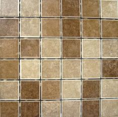 Mohawk Lakeview Mosaic Floor Or Wall Ceramic Tile 2 Quot X 2