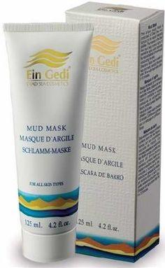 Bath & Body Dead Sea Mud Face Mask by Ein Gedi Cosmetics. $16.49. Dead Sea Mineral mud mask 125ml. - 4.2 fl.oz.