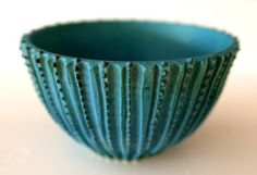 Sea Urchin carved bowl and other nice stuff