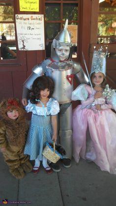 Oz Gang - Halloween Costume Contest via @costumeworks