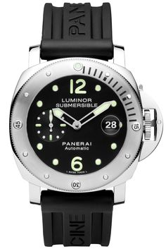 Luminor Submersible Automatic Acciaio - 44mm PAM00024 - Collection Luminor - Officine Panerai Watches