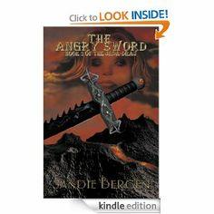 The Angry Sword (The Jada-Drau Book 3)