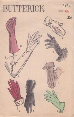 Image result for driving glove pattern