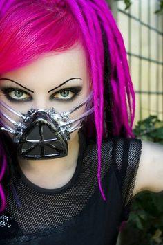Cyber girlx