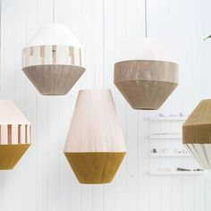 Pop & Scott-1-Design Crush Light Fittings, Light Fixtures, Pop And Scott, Roomspiration, Handmade Lamps, Pretty Lights, Light Shades, Lampshades, Light Up
